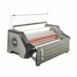 Gbc Thermal Roll Laminator Ultima 65 27 Maximum Width 10 Minute Warm up