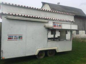 Food Concession Trailer For Sale In Ohio