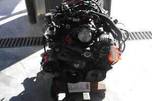 Chevy Silverado 2500 6 0l Gas Complete Lift Out Engine Vin U 01 02 221k Miles