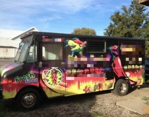 22 Used Mobile Kitchen Food Truck For Sale In Pennsylvania