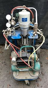 Binks Comet 4 Air Sprayer With Rol air Compressor