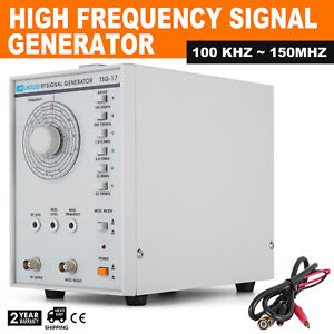 High Frequency Signal Generator Rf 100khz 150mhz Accurate Powerful 600 Good