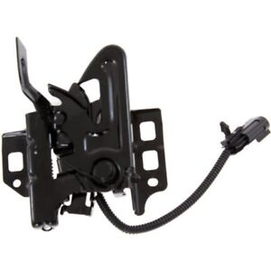 For 2007 2012 Gmc Acadia Ft Front Hood Latch With Remote Start