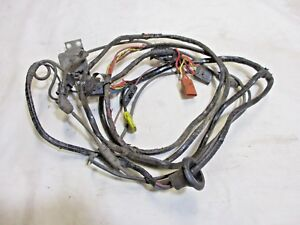 1973 Cougar Deluxe Interior Main Power Window Wiring Harness