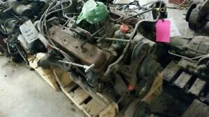 Engine Assembly 8 350 5 7l Fits 1989 Chevrolet 2500 510658
