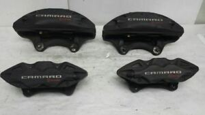 2016 Chevrolet Camaro Ss Complete Set Of Brembo Calipers