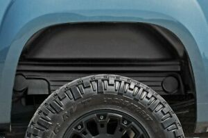 Rough Country Rear Wheel Well Liners fits 2007 2013 Gmc Sierra Pair