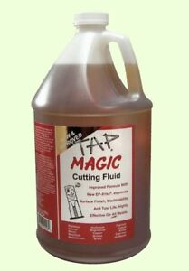 1 Gallon Tap Magic Cutting Oil Drilling Threading Tapping Fluid For All Metals