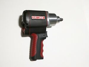 Craftsman 1 2 Pneumatic Impact Wrench Single Action Hammer