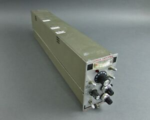 Unholtz dickie udco Model D22pmj Charge Amplifier