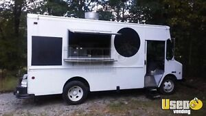 Workhorse Bbq Mobile Kitchen Food Truck For Sale In Tennessee