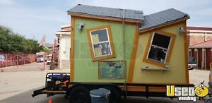 2012 Shaved Ice Concession Stand On Trailer For Sale In Texas