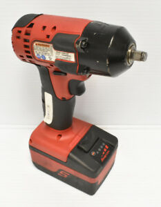 Snap On Impact Wrench Ct8810a 18v 3 8 Lithium W Battery