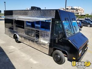 Freightliner Food Truck Mobile Kitchen For Sale In Texas