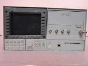 Hp 70340a Signal Generator W 70004 Mainframe And Color Display 3339a00922
