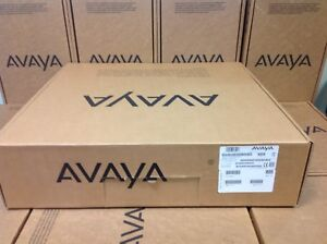 New Avaya 4548gt Al4500a04 e6gs Ethernet Routing Switch W Software License Kit