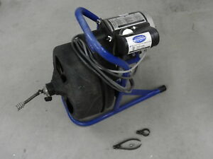 Cobra Lx1000 Drain Cleaning Machine