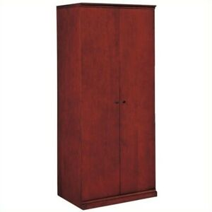 Flexsteel Del Mar Double Door Storage Wardrobe