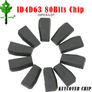10pcs lot Id83 4d63 80bit Chip For Ford Mazda Chip Support All Key Lost