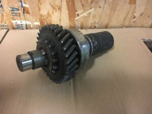 66 77 Early Classic Ford Bronco Dana 20 Spud Shaft Bearing Input Gear 1966 1977