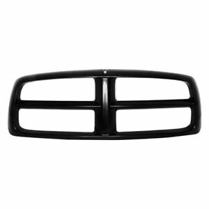 New For Dodge Ram 1500 2500 Fits 2002 2005 Front Grille 55077185ag Ch1200248