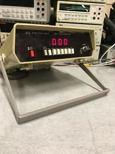 Keithley 480 Gpib Picoammeter With Gpib I488 Used Tested Ships Free