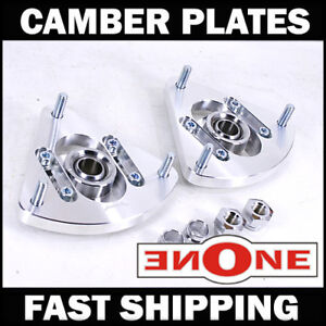 Mk1 Pillowball Front Camber Plates Strut Mount 12 17 Ford Focus For Coilovers