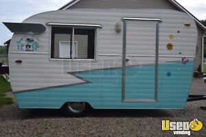 2015 7 5 X 12 Food Concession Trailer For Sale In Ohio