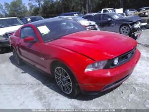 11 14 Mustang Engine Motor 5 0l Vin F 8th Digit Fits 2466295