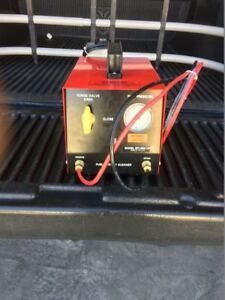 Fuel Injector Cleaning Flush Machine use With Motorvac Snapon Other Adapters