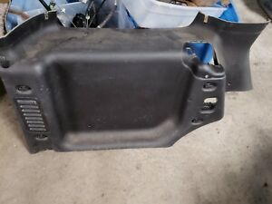 1999 2000 2001 2002 2003 2004 Land Rover Discovery Ii Left Rear Panel Black