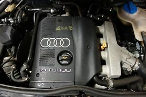 Engine 2004 Audi A4 1 8l Motor With 75 064 Miles