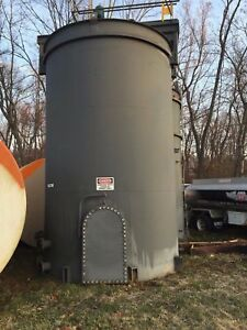 Kennedy Tank 12 717 Gallon Storage Tank 11 X 18 5 16 H Vertical Steel Tank