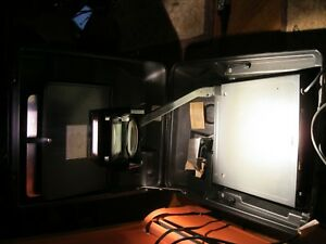 3m Portable Overhead Projector And Case