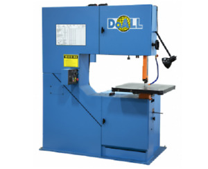 New Doall 3613 v3 Vertical Contour Band Saw 3084