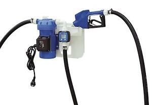 Fuelworks 120 Volts 8 Gpm Electric Def Transfer Pump Kit For Chemical urea