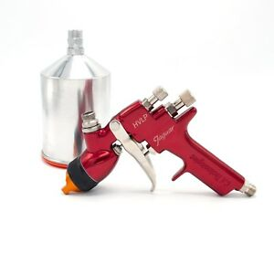 C A Technologies Jaguar J300h 1 4 Hvlp Spray Gun
