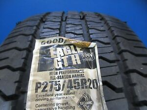 Brand New Goodyear Eagle Gt Ii 275 45 20