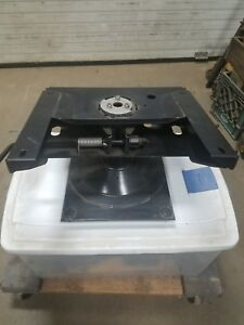 Chevy Gmc Van Factory Swivel Seat Base Pedestal Oem 1970 s