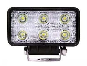 Blazer Cwl508 4 5 Inch X 2 5 Inch Rectangle Utility Led Flood Light