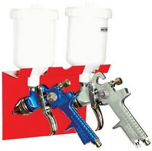 Magnetic Spray Gun Holder Dual Aes 166 Brand New