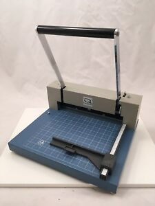 Quartet 1500 11 Commercial Stack Paper Cutter Trimmer Guilotine Swingline Cl800