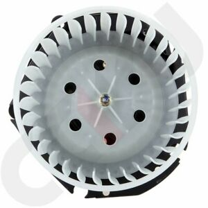 Car Heater Blower Motor With Fan Cage For Buick Cadillac Oldsmobile Pontiac