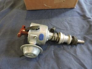 Nos 1971 1972 Ford Pinto Mercury Bobcat 1600cc Complete Distributor Assembly
