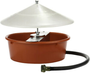 Little Giant Automatic Poultry Waterer 5 Qt