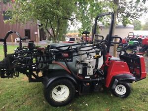Toro 1250 Sprayer excellent Condition Used Golf And Turf Equipment