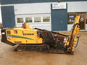 2012 Vermeer D20x20 Series 2 Directional Drill Boring Hdd