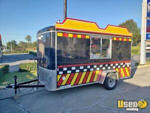 2017 Food Concession Trailer For Sale In Kentucky