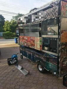 5 X 8 Food Concession Trailer For Sale In New York