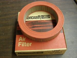 Nos 1965 1966 1967 1968 Ford Mustang Galaxie Air Cleaner Element Filter